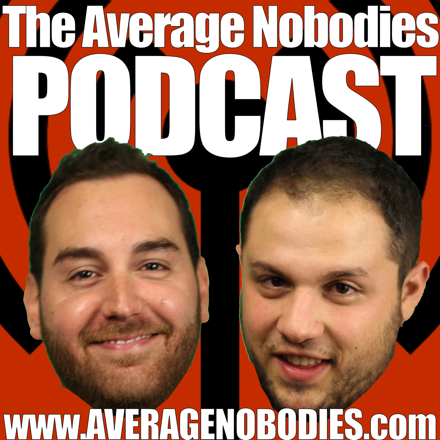Average Nobodies Podcast – Average Nobodies