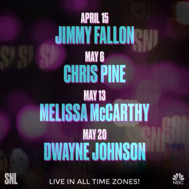 SNL Hosts